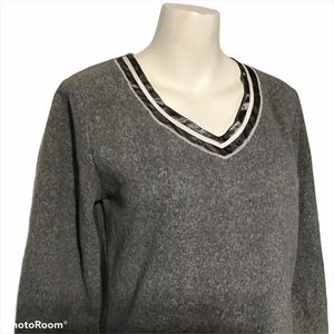 ARIA COLLECTION COZY SWEATER